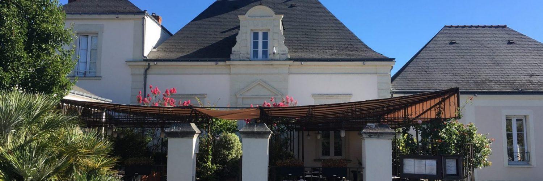 Restaurant gastronomique Angers l'hoirie