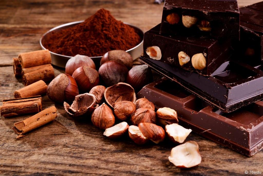 Relativ Histoire du chocolat : Avec sa découverte le mi-cuit est un succès  TT84
